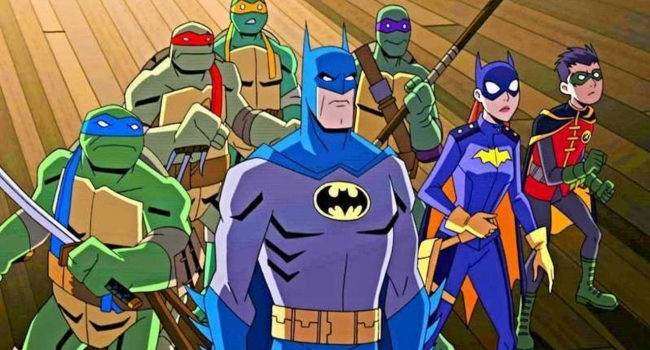 Batman Vs. Teenage Mutant Ninja Turtles Blu-ray Release Date And Extras Revealed