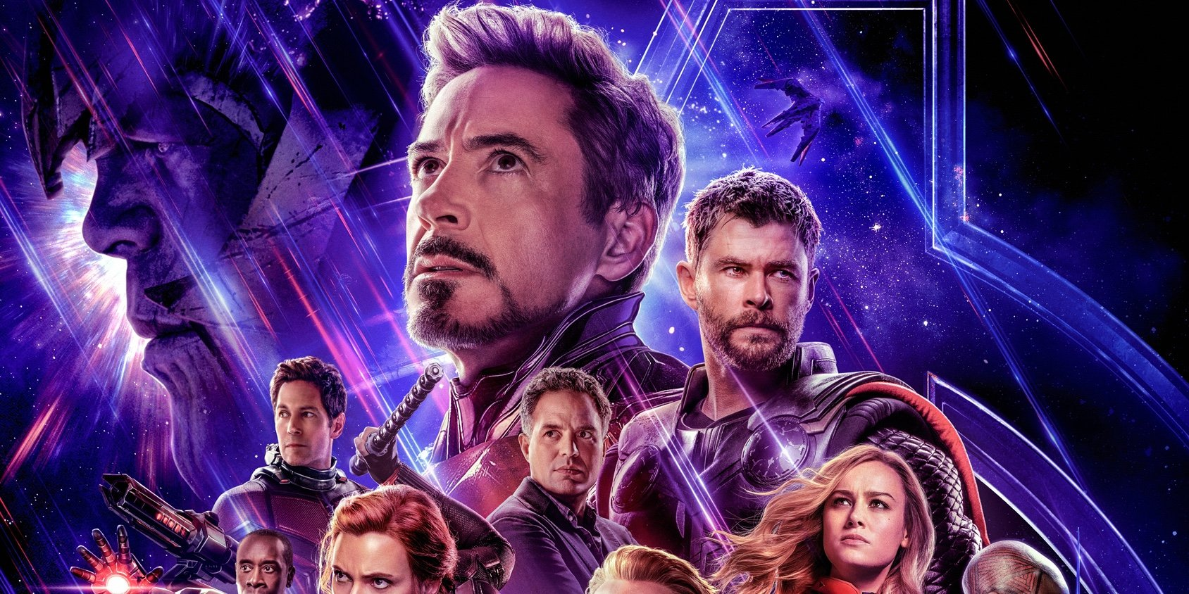 Marvel Reveals A Ton Of New Avengers Endgame Character Posters