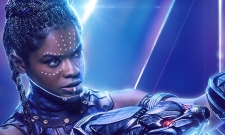 Letitia Wright Only Found Out From The Avengers: Endgame Posters That Shuri Was Dead