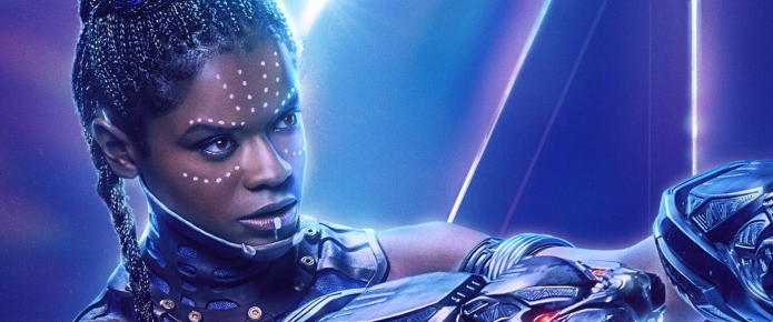 Marvel Fans Can't Get Enough Of What If's Young Shuri