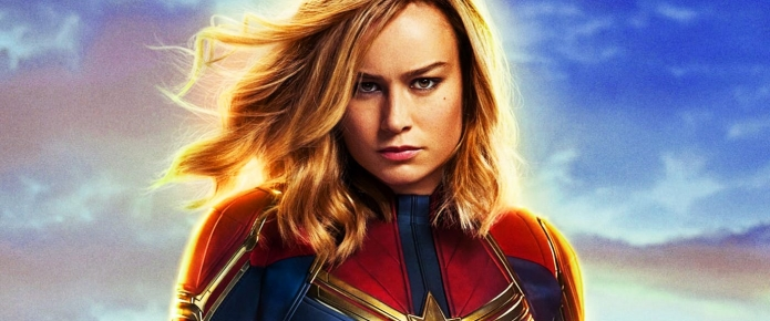 Captain Marvel Had A CGI Suit In Avengers: Endgame Because Marvel Changed Their Minds