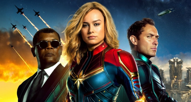 Marvel Fan Breaks World Record After Seeing Captain Marvel 116 Times