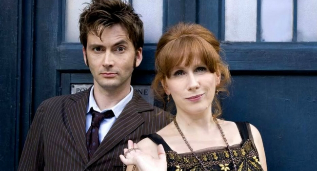David Tennant And Tom Baker To Star In New Doctor Who Audio Drama