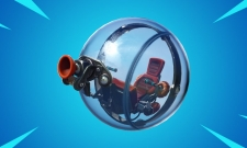 Fortnite's Baller Vehicle Has Been Temporarily Disabled, Here's Why