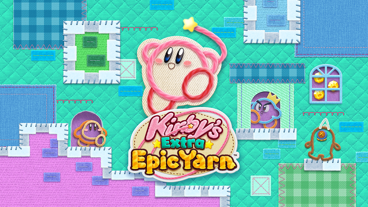 Kirby's Extra Epic Yarn Review