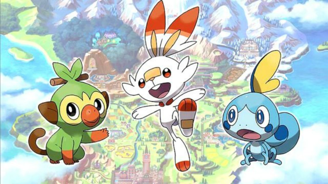 Here S Your Complete Guide To Every Pokemon Sword And Shield Pre