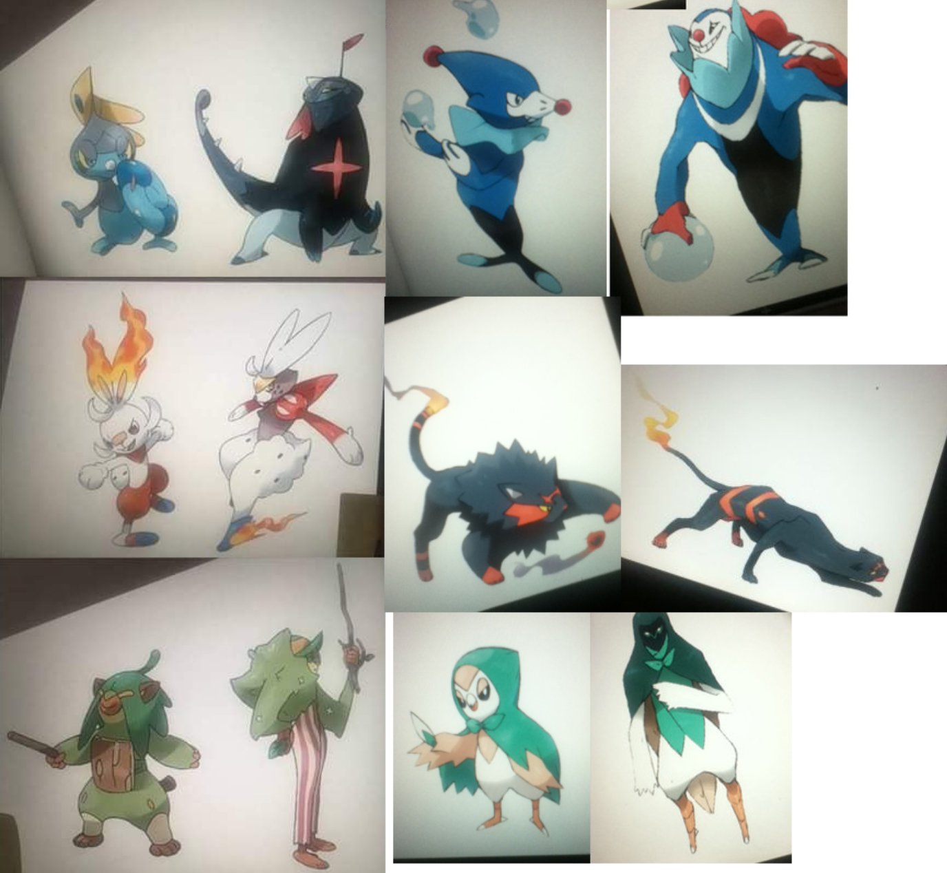 Those Leaked Pokemon Sword And Shield Starter Evolutions Are Likely Fake