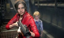 New Resident Evil 2 Mod Swaps Claire For The Witcher 3's Ciri