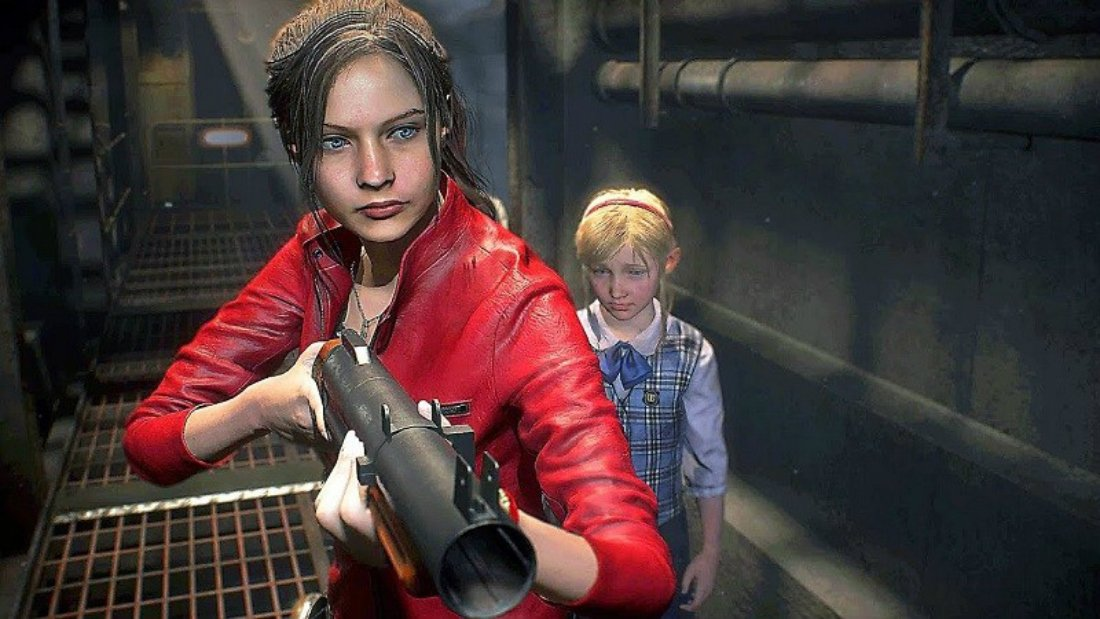 New Resident Evil 2 Mod Lets You Play As Ellie From The Last Of Us