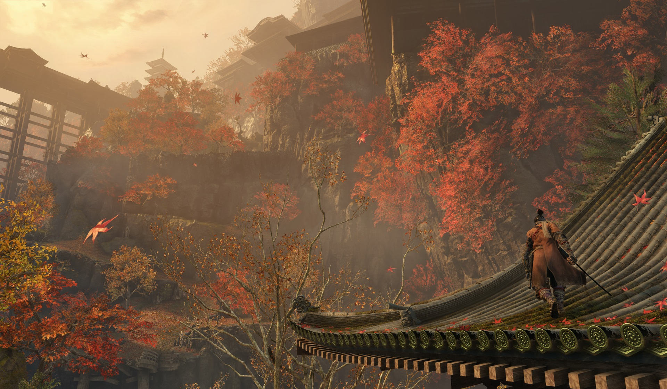 Sekiro Shadows Die Twice Screenshot