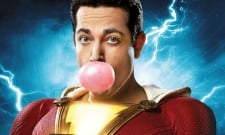 Zachary Levi Shows Off His Superhero Bod For Shazam! 2