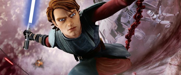The Internet's Freaking Out Over New Season Of Star Wars: The Clone Wars