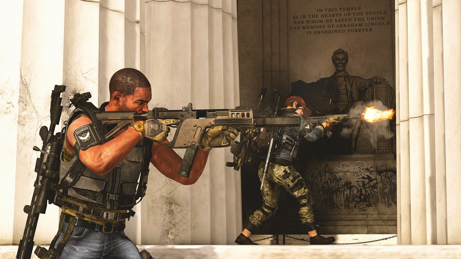 The Division 2 Review - Locked And Loaded | We Got This Covered