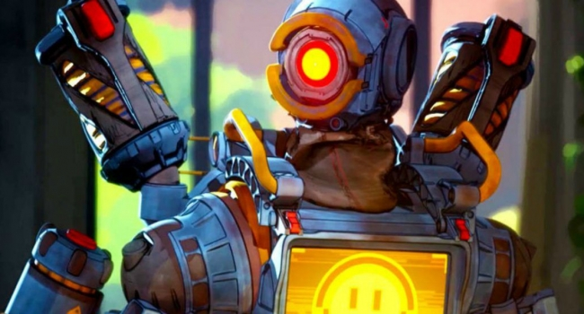 New Leaked Apex Legends Character Is All About Crafting
