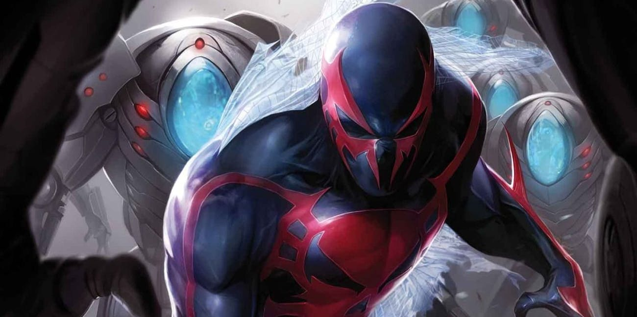 Spider-Man 2099 And Scarlet Spider Movies Rumored To Be In The Works