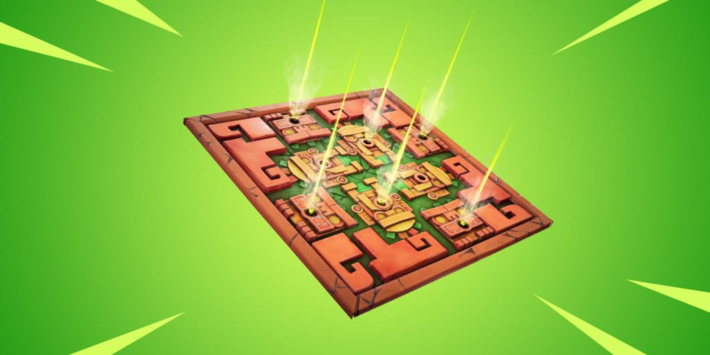 Fortnite Season 8 Will Be Adding Poison Traps Very Soon