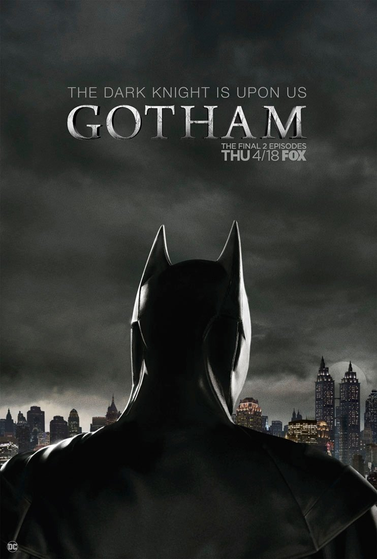 Fox Reveals First Official Look At Gotham's Batman With New Poster