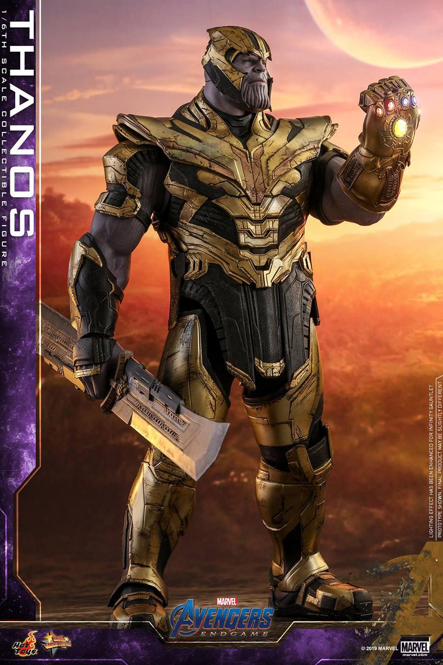 thanos u0026 39  new avengers  endgame weapon revealed in great detail
