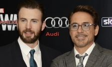 Check Out The $275,000 Avengers-Themed Car Robert Downey Jr. Bought Chris Evans
