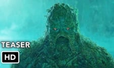 First Swamp Thing Trailer Teases The Upcoming DC Universe Show