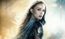 Natalie Portman Promises She'll Get Jacked For Thor: Love And Thunder