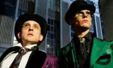 Gotham Series Finale Photos Reveal First Look At Penguin And Riddler