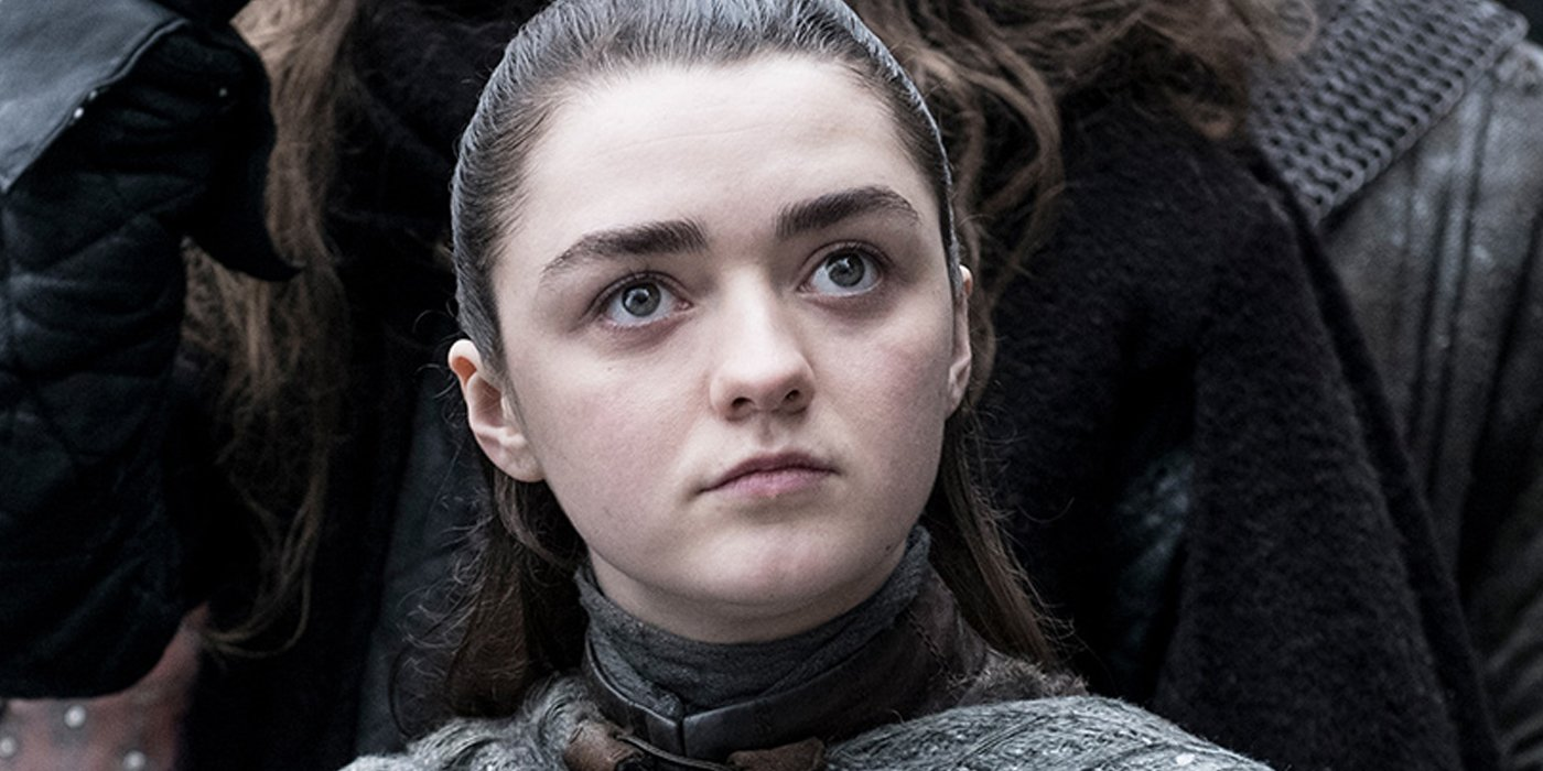 Maisie Williams Fires Back At Those Who Feel Uncomfortable With Arya's Sex Scene