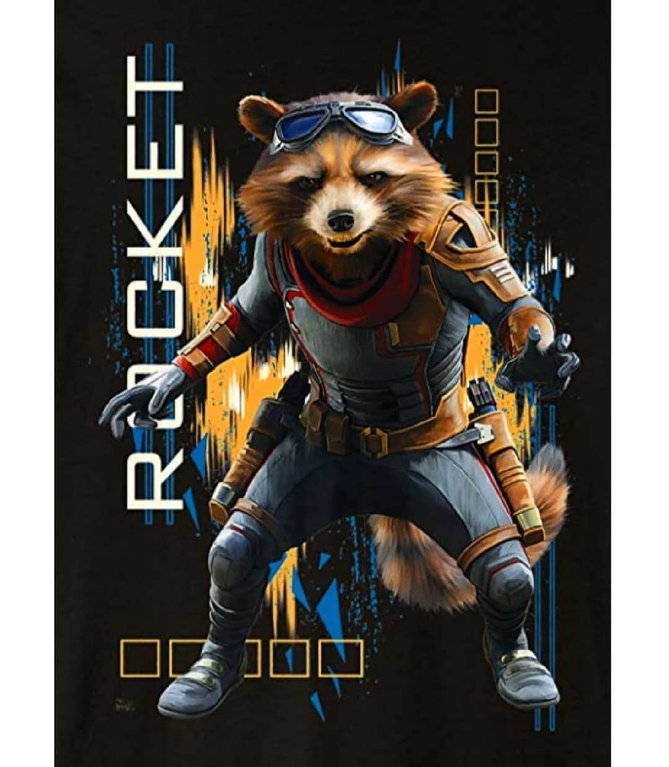 Avengers Endgame Promo Art Offers Best Look Yet At Rocket S New Suit