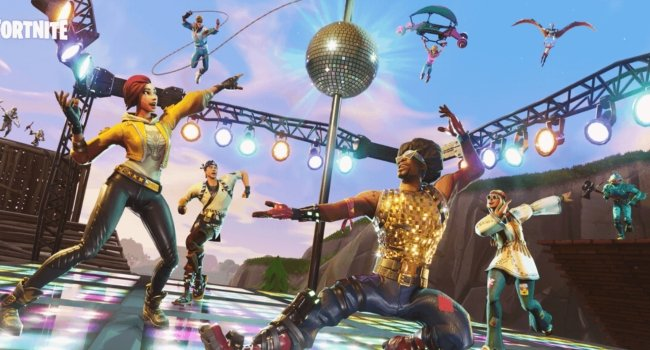 Fortnite Players Get Exclusive Loot For Linking Their YouTube And Epic Games Accounts