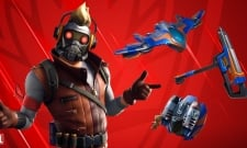 Latest Fortnite Update Adds Guardians Of The Galaxy Star-Lord Skin And More