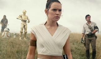 New Star Wars: The Rise Of Skywalker Photo Shows Off Keri Russell's Zorii Bliss