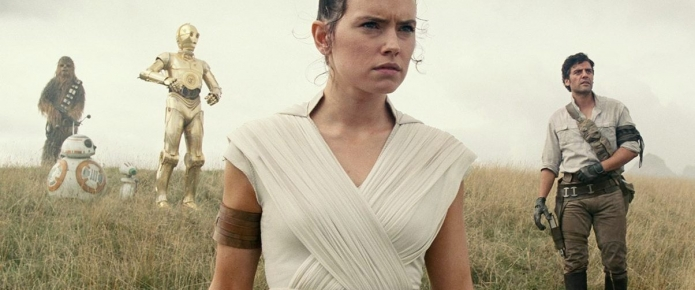 The Celebrity Stormtroopers In Star Wars: The Rise Of Skywalker Have Been Revealed