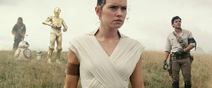 Star Wars: The Rise Of Skywalker Writer Says The Film Will Reveal Who Rey Really Is
