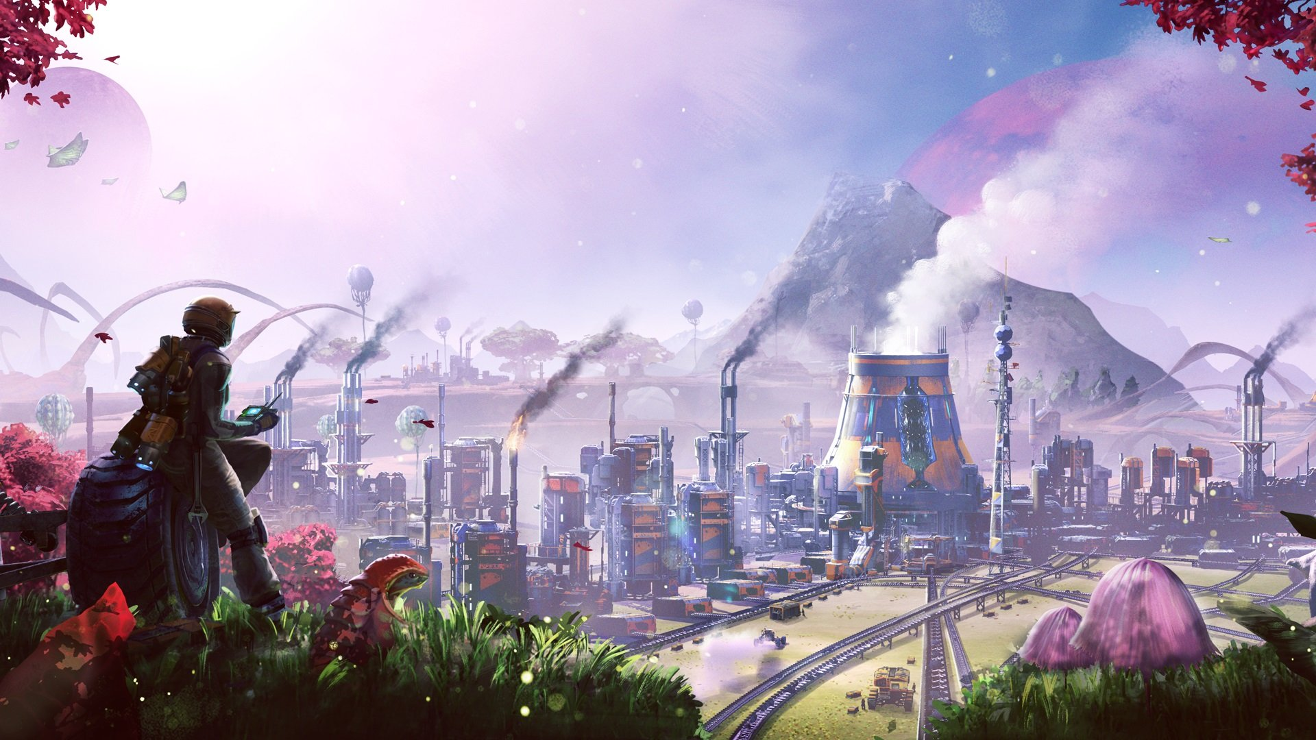 Separating The Factorio From The Satisfactory [Early Access Preview]