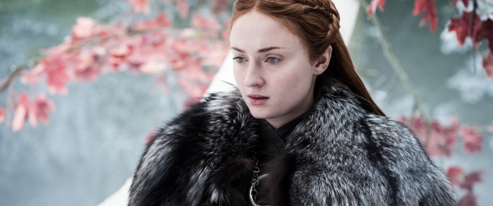 Game Of Thrones' Sophie Turner Says She Used To Make Out With Maisie Williams On Set