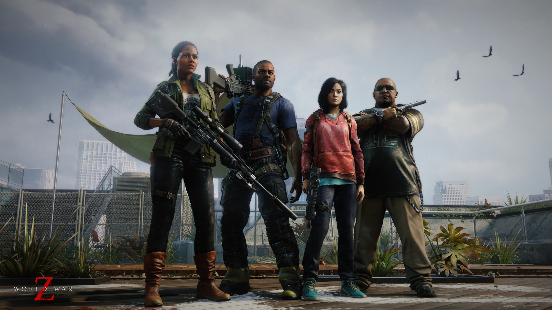 World War Z Is The Game Left 4 Dead Fans Have Been Waiting For
