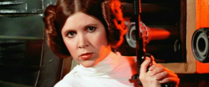 Star Wars Fans Demanding That Carrie Fisher Get A Hollywood Walk Of Fame Star