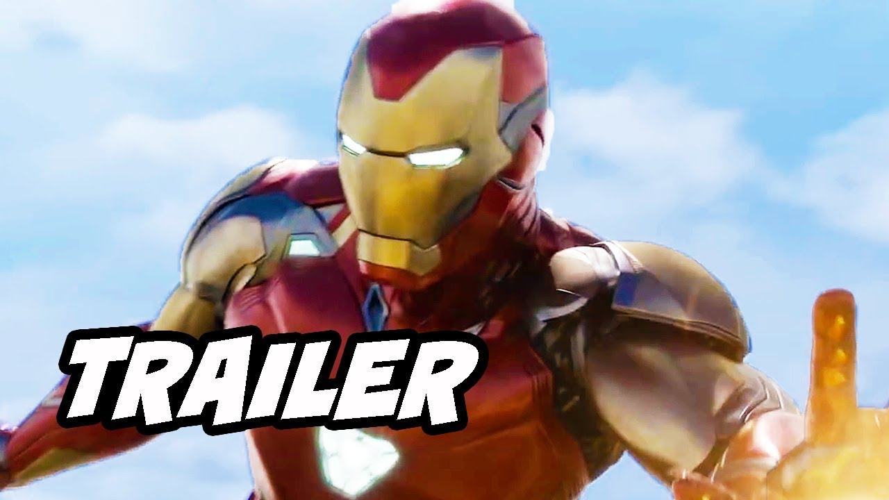 Relive The New Avengers: Endgame Trailer With 35 Hi-Res