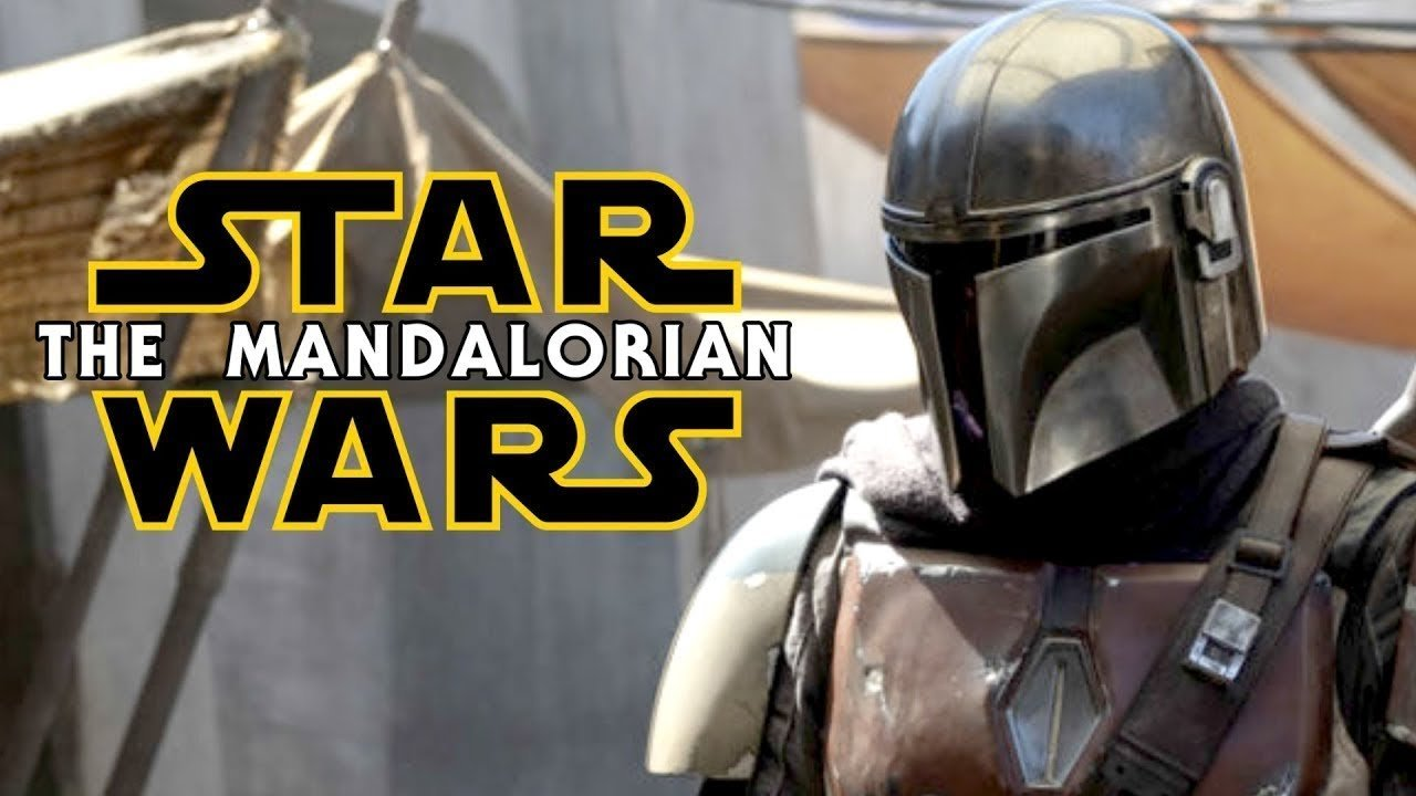 the mandalorian trailer pushes star wars into uncharted