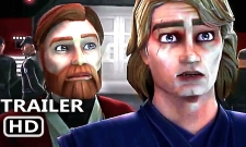 Star Wars: The Clone Wars Trailer Teases The Show's Long-Awaited Return