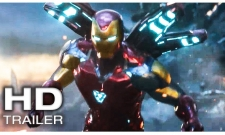 Iron Man Shows Off His New Weapons In This Avengers: Endgame Promo