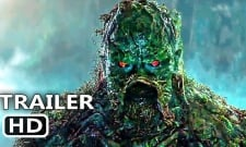Creepy New Swamp Thing Posters And Trailer Lurk Online