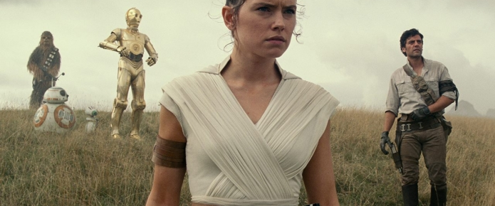 Disney CEO Confident That Star Wars: The Rise Of Skywalker Will Be A Hit