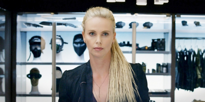 Charlize Theron Fast Furious