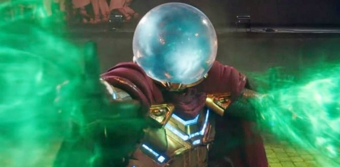 Mysterio Spider-Man: Far From Home