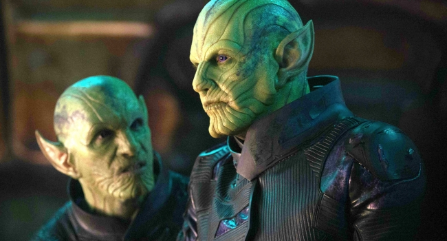 Captain Marvel 2 May Feature The Super-Skrulls