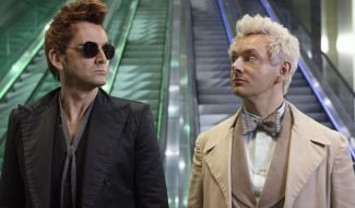 Good Omens EP Explains Why He Had To Have Benedict Cumberbatch