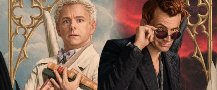 20,000 People Sign Petition Asking Netflix To Cancel Good Omens