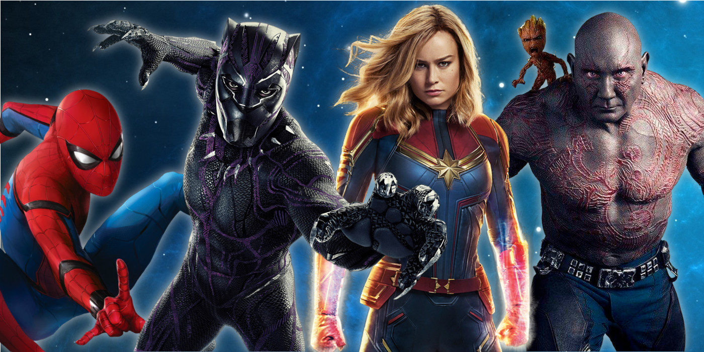 Future Marvel Cinematic Universe Phases May Have Their Own