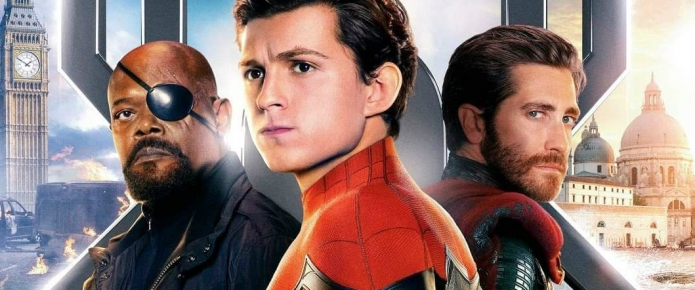 Gorgeous New Spider-Man: Far From Home Posters Swing Onto The Web